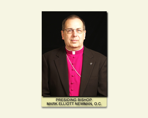 Bishop Mark Elliott Newman