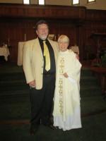 Rev. James Starks, Centers for Spiritual Living, and Mary+